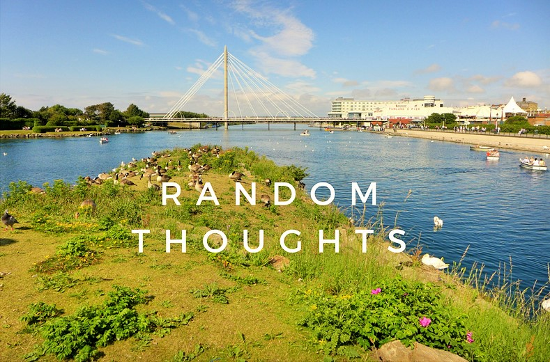 Random Thoughts: 2020 Year-End Post