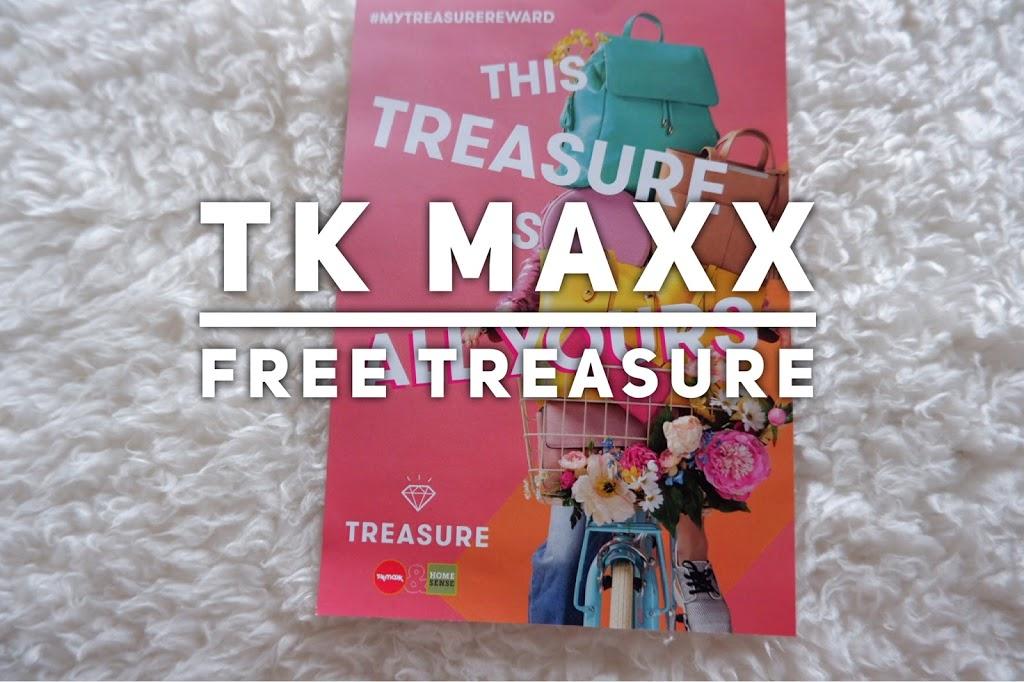 TK MAXX: Free Treasure