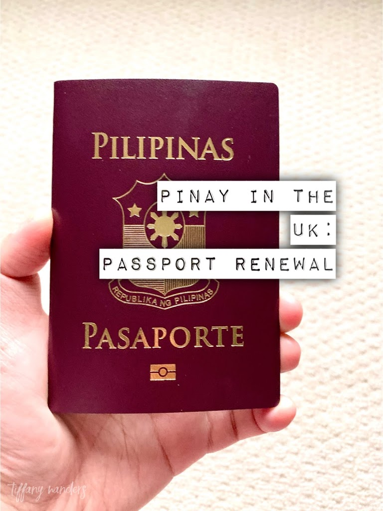 Pinay in the UK: Passport Renewal in the Philippine Embassy (London)