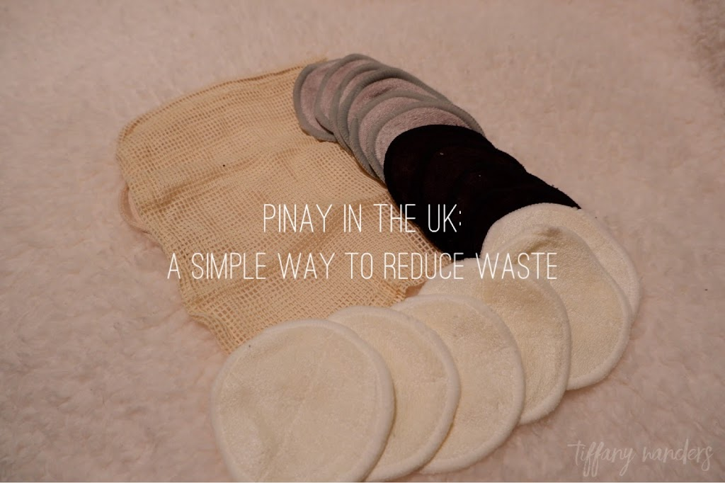 Pinay in the UK: A Simple Way to Reduce Waste